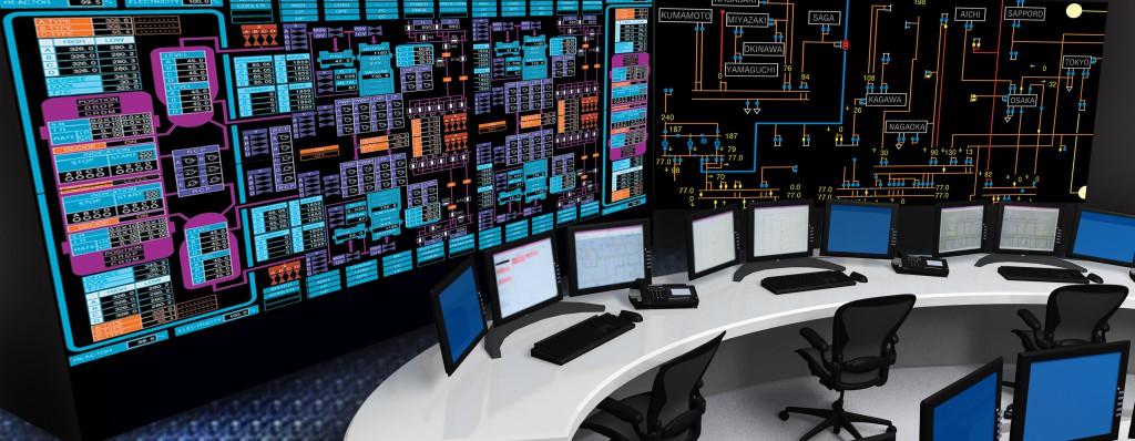 Signals Control Scada
